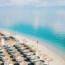 Απέραντο γαλάζιο σε μία καταπληκτική δαντελωτή παραλία!